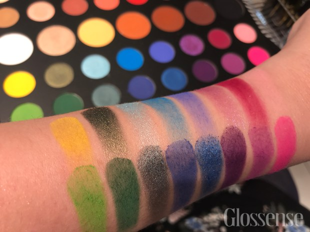 Sephora Canada Canadian New Arrival Launch Date March 21 2019 New Morphe x James Charles Eyeshadow Palette Unleash your Inner Artist Eye Shadow Palette Artistry Palette Launches March 21 is Coming to Sephora - Glossense
