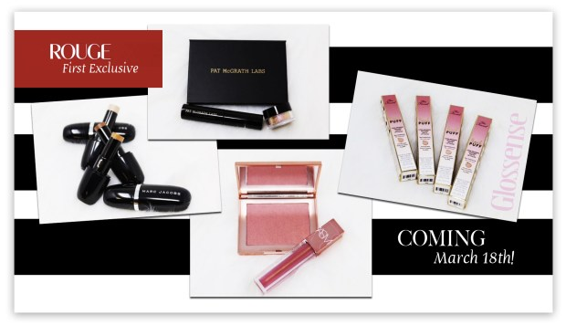 Sephora Canada Newness Alert Canadian New Arrivals Rouge Preview First Look Get First Access to New Pat McGrath Eye Ecstasy Kit Dior Marc Jacobs Too Faced Nars Orgasm Beauty Products Items March 18 20 2019 - Glossense