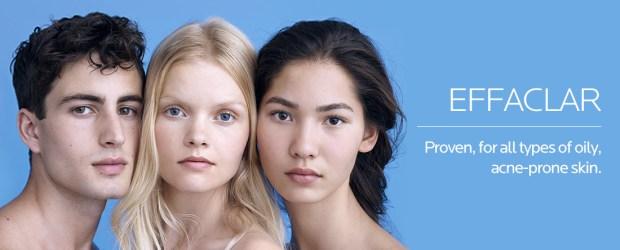 Topbox Canada Canadian Freebies Samples Free La Roche-Posay Effaclar Acne Skincare Routine Deluxe Mini Trial-size Sample Set - Glossense