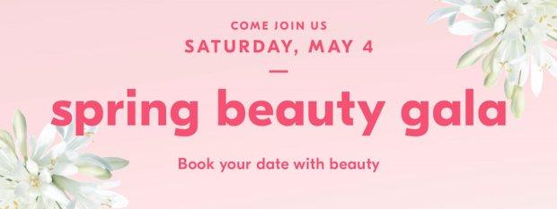 BeautybyShoppersDrugMartCanadaSDMBeautyBoutiqueCanadianSpringBeautyGalaMay42019InStore-Glossense