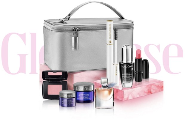 Lancome Canada Hot Canadian Deal Deals Spring Essentials 2019 Gift Set Spring Essentiels Add to Order with Purchase Free Shipping in Canada April 2019 Beauty Bonus - Glossense