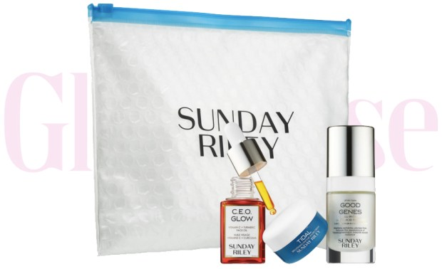 Sephora Canada Hot Deal New Sunday Riley Power Trio Bundle Deal Rouge Members Save an Extra Discount Canadian Deals 2019 Spring Beauty Bonus Sale Promo Code Coupon Codes - Glossense