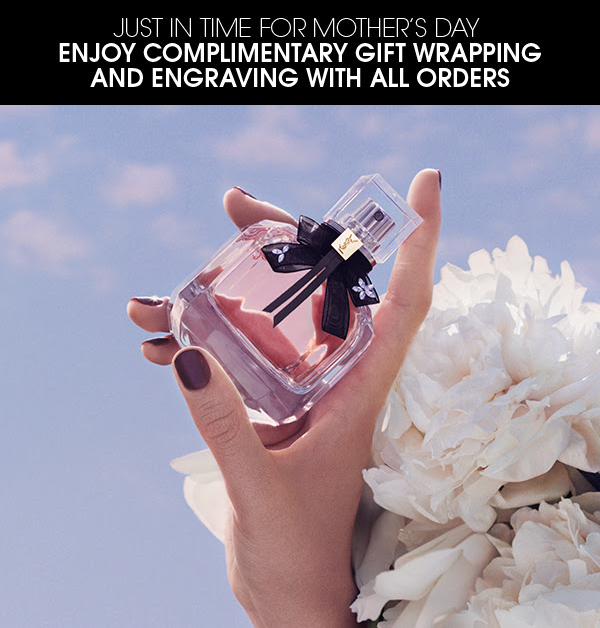 Yves Saint Laurent YSL Beauty Canada Canadian Mother's Day Promotions Free Gift-Wrapping April May 2019 - Glossense