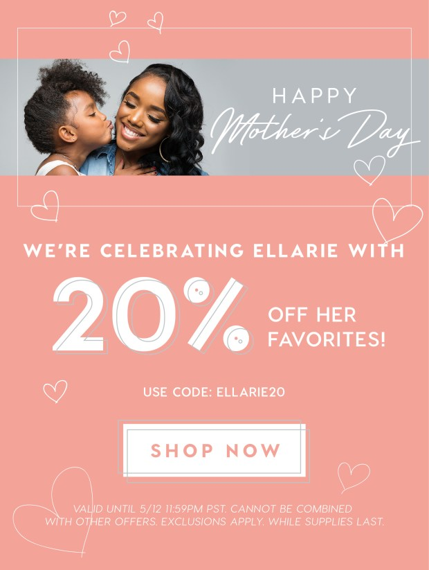 ColourPop Cosmetics Canada Canadian Promo Code Coupon Codes Mother's Day Save on Ellarie's Fav Products - Glossense