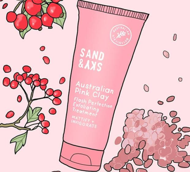 Sand and Sky Canada Save 15 Percent Off Australian Pink Clay Products Canadian Beauty Promo Codes Coupon Code - Glossense