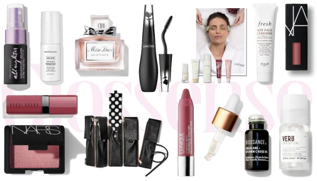 Sephora Canada Canadian Beauty Insider Rewards Free Stuff Freebies VIB Rouge May 2019 - Glossense