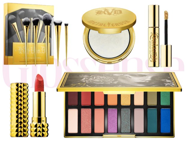 Sephora Canada Hot Summer 2019 Canadian Sale Save on KVD Kat Von D 10th Anniversary Makeup Collection Beauty May 2019 Memorial Hot Sale - Glossense