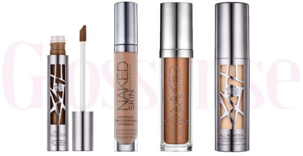 Beauty Boutque Canada by Shoppers Drug Mart Hot Canadian Deals and Sale 50 Percent Off Urban Decay Concealers Foundations - Glossense