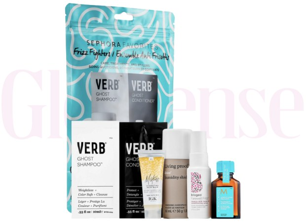 Sephora Canada Favorites Set Kit Canadian Favourites Favorite Favourites Frizz Fighters Hair Care Collection Kit Set Beauty - Glossense