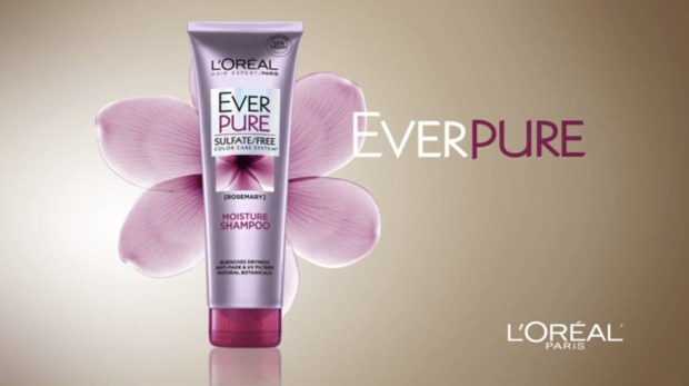 L'Oreal Canada Canadian Freebies Free Ever Pure EverPure Moisture Sample Hair Care Haircare - Glossense