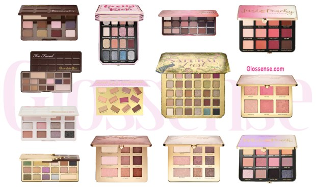 Sephora Canada Hot Summer Labour Day Labor Day 2019 Canadian Sale Save on Too Faced Eyeshadow Palette Palettes Makeup Beauty August September 2019 Sale - Glossense