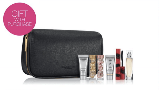 Shoppers Drug Mart Canada SDM Beauty Boutique Canadian GWP Gift with Purchase Offer Free Elizabeth Arden Fall Gift Set with Purchase Canadian Freebies - Glossense