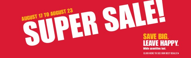 Shoppers Drug Mart SDM Beauty Boutique Canada Back to School Canadian Super Sale Deals August 17 23 2019 - Glossense