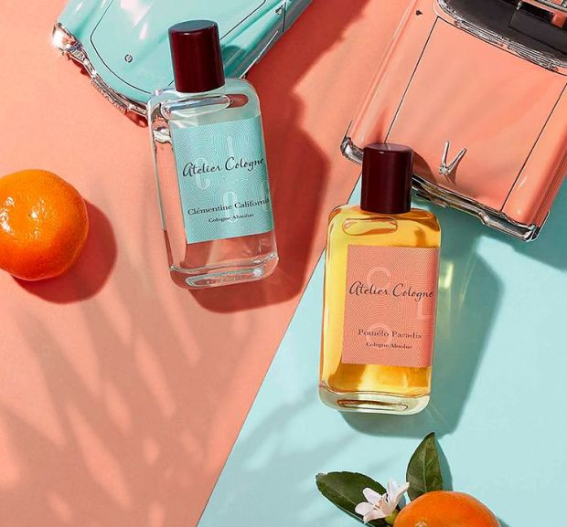 Topbox Canada Beauty Freebies Free Atelier Cologne Clementine California Perfume Fragrance Deluxe Mini Sample - Glossense