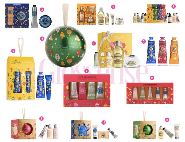 Hudson's Bay Canada L'Occitane 2019 Canadian Holiday Christmas Products Items Gift Sets Canadian Deals Sneak Peek Spoilers Preview 2019 2020 First Look Beauty - Glossense