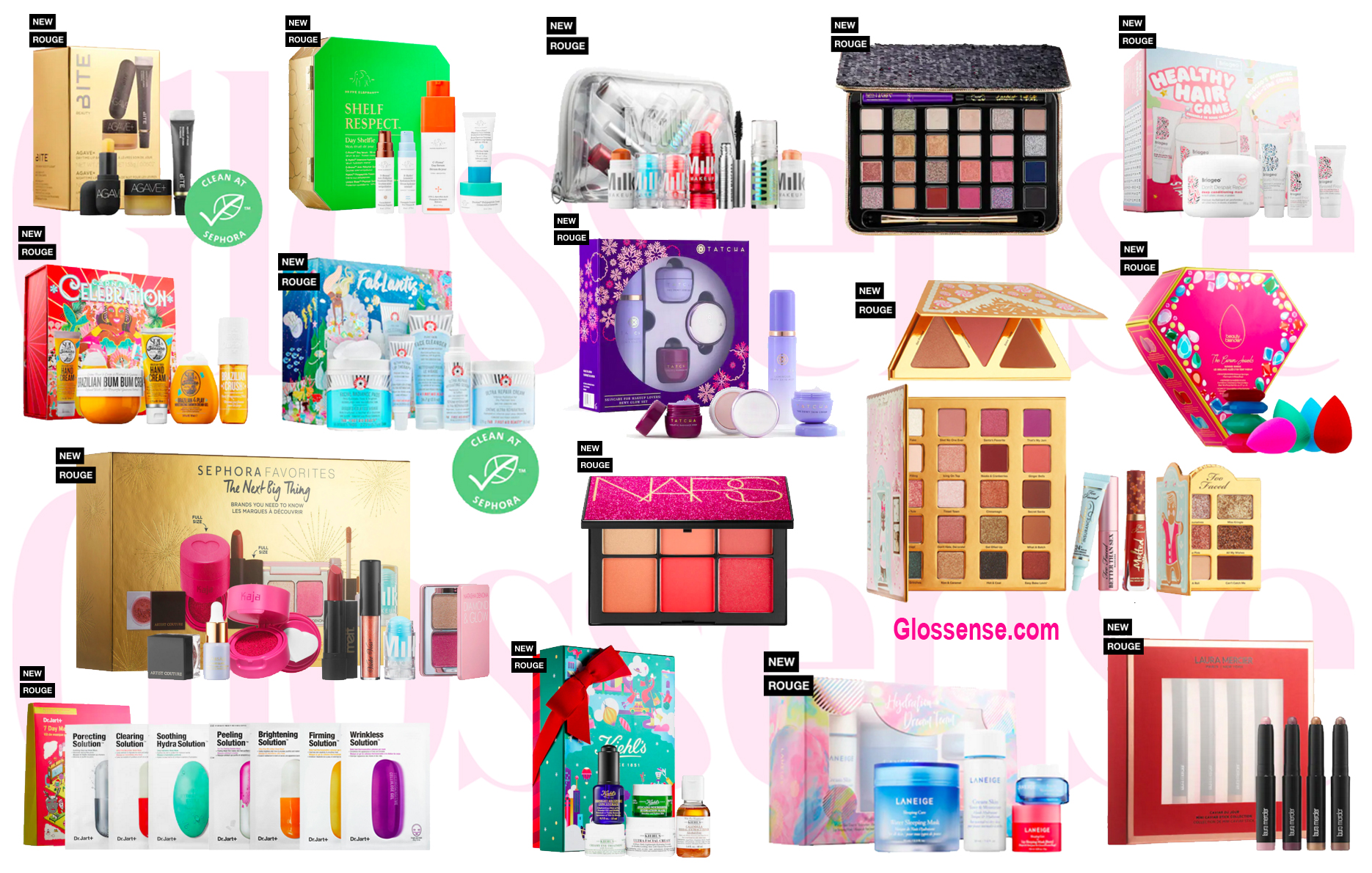 Image Christmas Sets 2019.Sephora Canada 2019 S Canadian Holiday Items Gift Sets