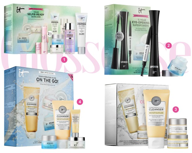 Sephora Canada IT Cosmetics 2019 Canadian Holiday Christmas Products Items Gift Sets Ideas Canadian Deals Sneak Peek Spoilers Preview 2019 2020 First Look Beauty Skincare - Glossense