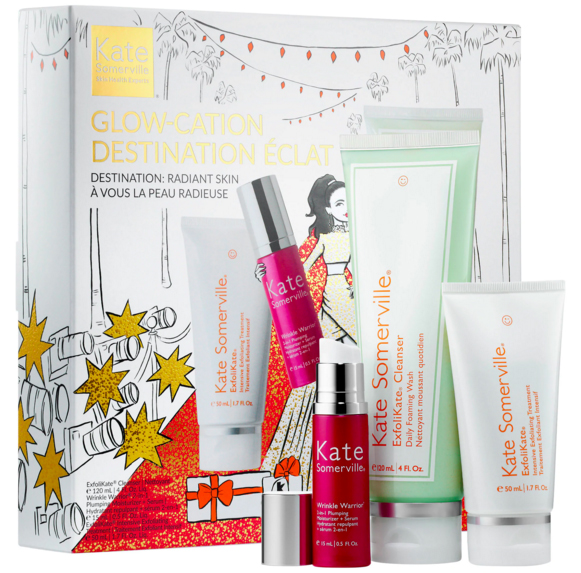 Sephora Canada Kate Somerville 2019 Canadian Holiday Christmas Products Items Gift Sets Canadian Deals Sneak Peek Spoilers Preview 2019 2020 First Look Beauty - Glossense