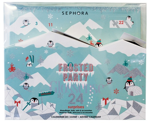 Calendrier Avent Sephora 2020.Sephora Canada Sephora Collection Frosted Party 2019