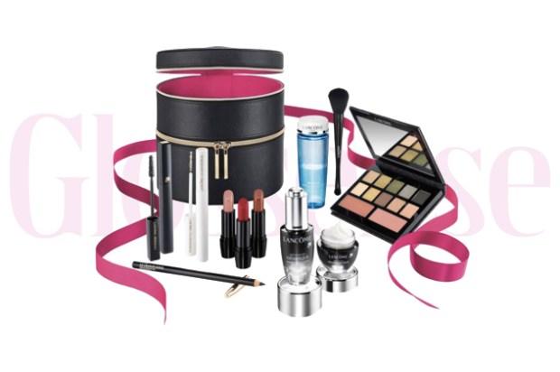Shoppers Drug Mart Canadian Deals SDM Canada Beauty Boutique Christmas Lancome 2019 Holiday Glam Beauty Box Gift Set - Glossense