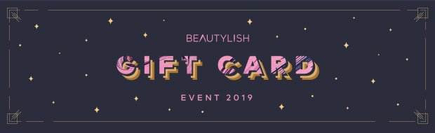 Beautylish Canada Gift Card Event 2019 is Coming October 22 2019 Annual Canadian Holiday Promotion - Glossense