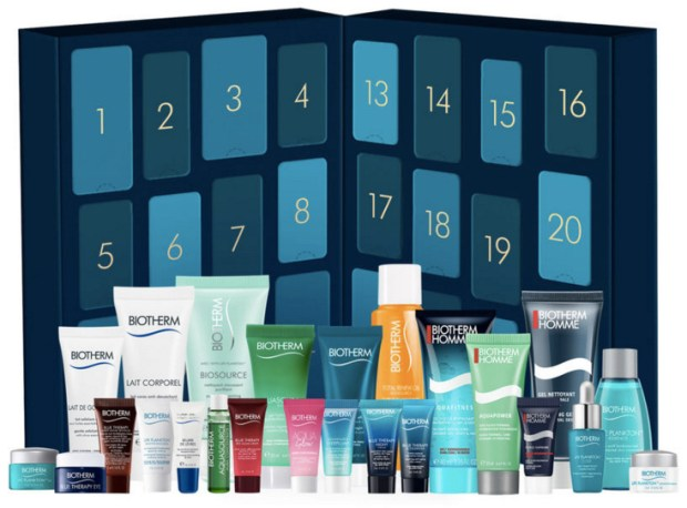 Biotherm Canada SDM Shoppers Drug Mart Biotherm 24 Days of Skincare 2019 Canadian Christmas Holiday Advent Calendar Unboxing - Glossense