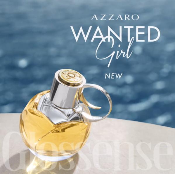 Canadian Freebies Sampler Exchange Free Azzaro Wanted Girl Perfume Fragrance Sample Freebie - Glossense