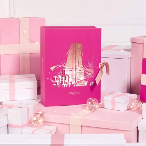 Lancome Canada 2019 2020 Canadian Holiday Christmas 24 Day Beauty Advent Calendar - Glossense