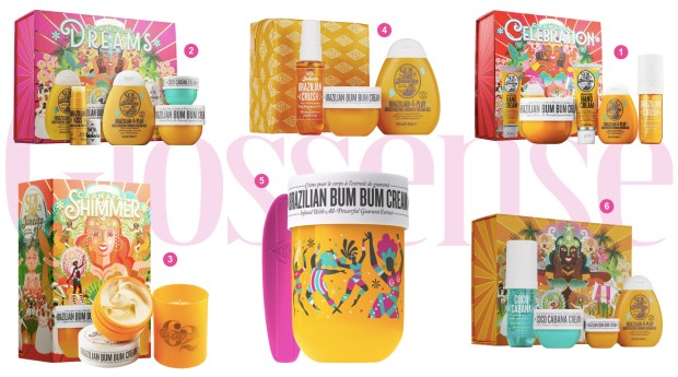 Sephora Canada 2019 Bum Bum Canadian Holiday Christmas Products Items Gift Sets Canadian Deals Sneak Peek Spoilers Preview 2019 2020 First Look Beauty - Glossense