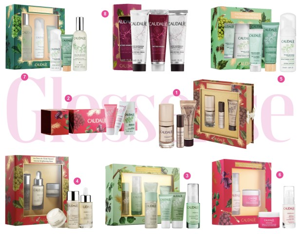 Sephora Canada 2019 Caudalie Canadian Holiday Christmas Products Items Gift Sets Canadian Deals Sneak Peek Spoilers Preview 2019 2020 First Look Beauty - Glossense