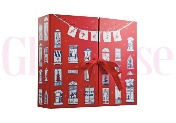 Sephora Canada Fresh 6 Days of Surprises 2019 2020 Holiday Christmas Beauty Advent Calendar - Glossense