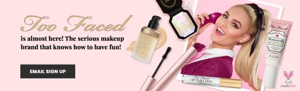 Shoppers Drug Mart SDM Canada Beauty Boutique New Brand Too Faced Feature Spotlight - Glossense