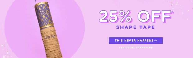 Tarte Cosmetics Canada Birthday Week Fall Sale 2019 HOT Canadian Deals Coupon Code Promo Codes October 2019 Day 3 - Glossense
