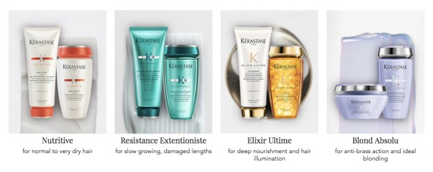 Canadian Beauty Freebies Free Kerastase Haircare Canadian Samples Shampoo Conditioner Hair Mask freesample Canada - Glossense