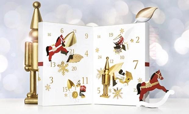 Clarins Canada 24 Days 24 Day 2019 2020 Canadian Holiday Christmas Beauty Advent Calendar - Glossense