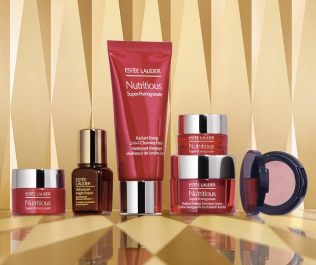 Estee Lauder Canada Free Singles Day Pure Radiance 6-pc Gift Set with Purchase 2019 Canadian Deals GWP Beauty Offer - Glossense