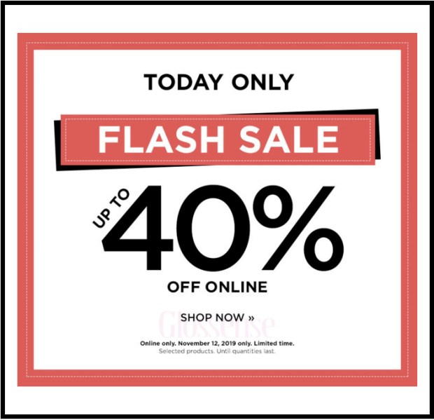 Fruits and Passion Canada Save up to 40 Percent Off Canadian Deals Flash Sale November 12 2019 - Glossense