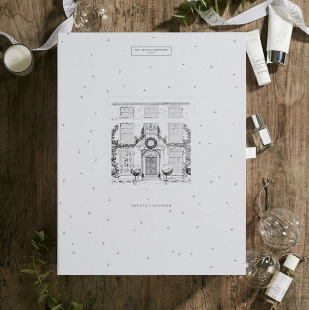 Selfridges Canada The White Company 2019 Canadian Christmas Holiday Advent Calendar Main - Glossense