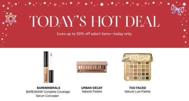 Sephora Canada 2019 Cyber Week Daily Canadian Deals Today's HOT Deal for Monday November 28 2019 - Glossense