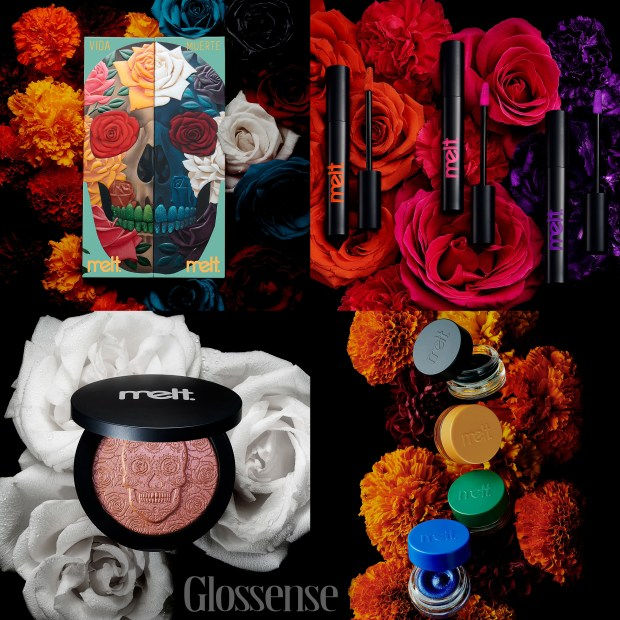 Sephora Canada Coming Soon Melt Cosmetics Amor Eterno Holiday Collection Launches November 29 2019 - Glossense