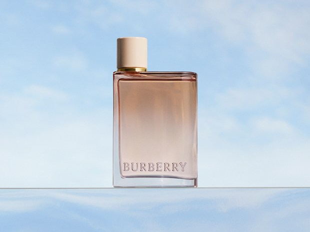 Topbox Canada Beauty Freebies Free Burberry Her Intense Perfume Fragrance Deluxe Mini Sample - Glossense