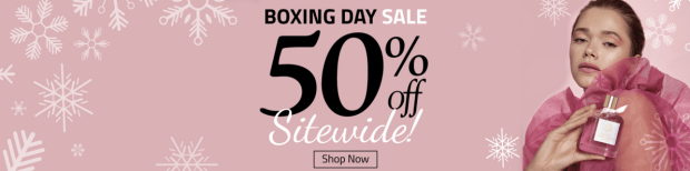 Laline Canada 2019 Boxing Day Sale 50 Off Sitewide Canadian Beauty Deals - Glossense