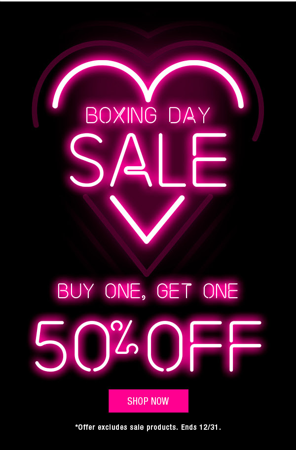 Nyx Cosmetics Canada 2019 Boxing Day Sale Buy One Get One 50 Off Canadian Deals - Glossense