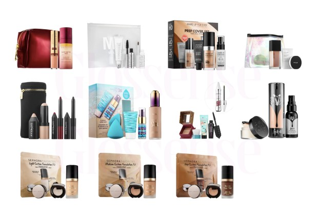 Sephora Canada Save BIG with HOT Customizable Makeup Sets and Holiday Hooray Coupon FREE Canadian Shipping - Glossense