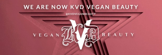 Kat Von D Beauty Canada Re-Named Re-branded Now KVD Vegan Beauty - Glossense