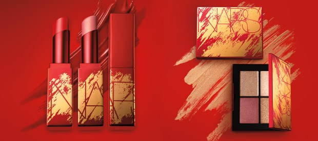 Nars Cosmetics Canada 2020 Lunar New Year Makeup Collection Chinese New Year Canadian New Beauty Releases - Glossense