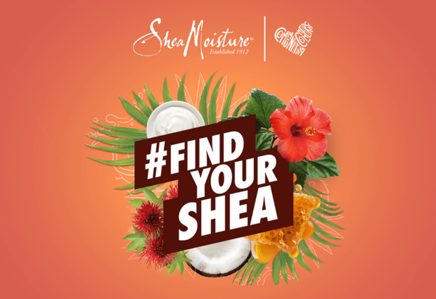 Canadian Beauty Freebies Free SheaMoisture Haircare Samples Shampoo Conditioner Hair Mask Scalp Scrub or Treatment FindYourShea - Glossense
