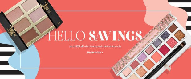 Sephora Canada Spring Sale Hot Canadian Deals Save Up to 50 Off Beauty Must-Haves March 2020 - Glossense