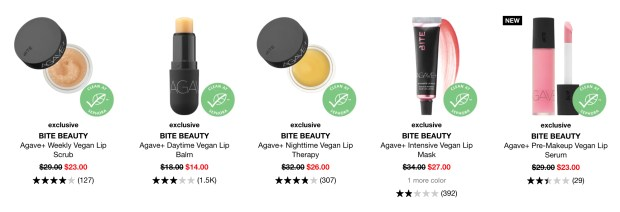 Sephora Canada Spring Sale Up to 22 Off Bite Beauty Lip Care 2020 Canadian Deals - Glossense