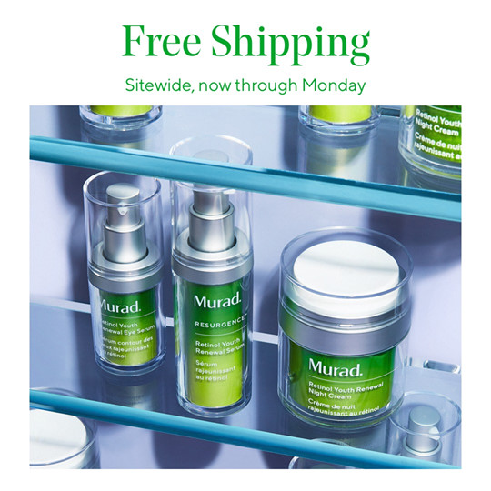Murad Skincare Canada Free Canadian Shipping for Easter 2020 Canadian Spring Deals - Glossense